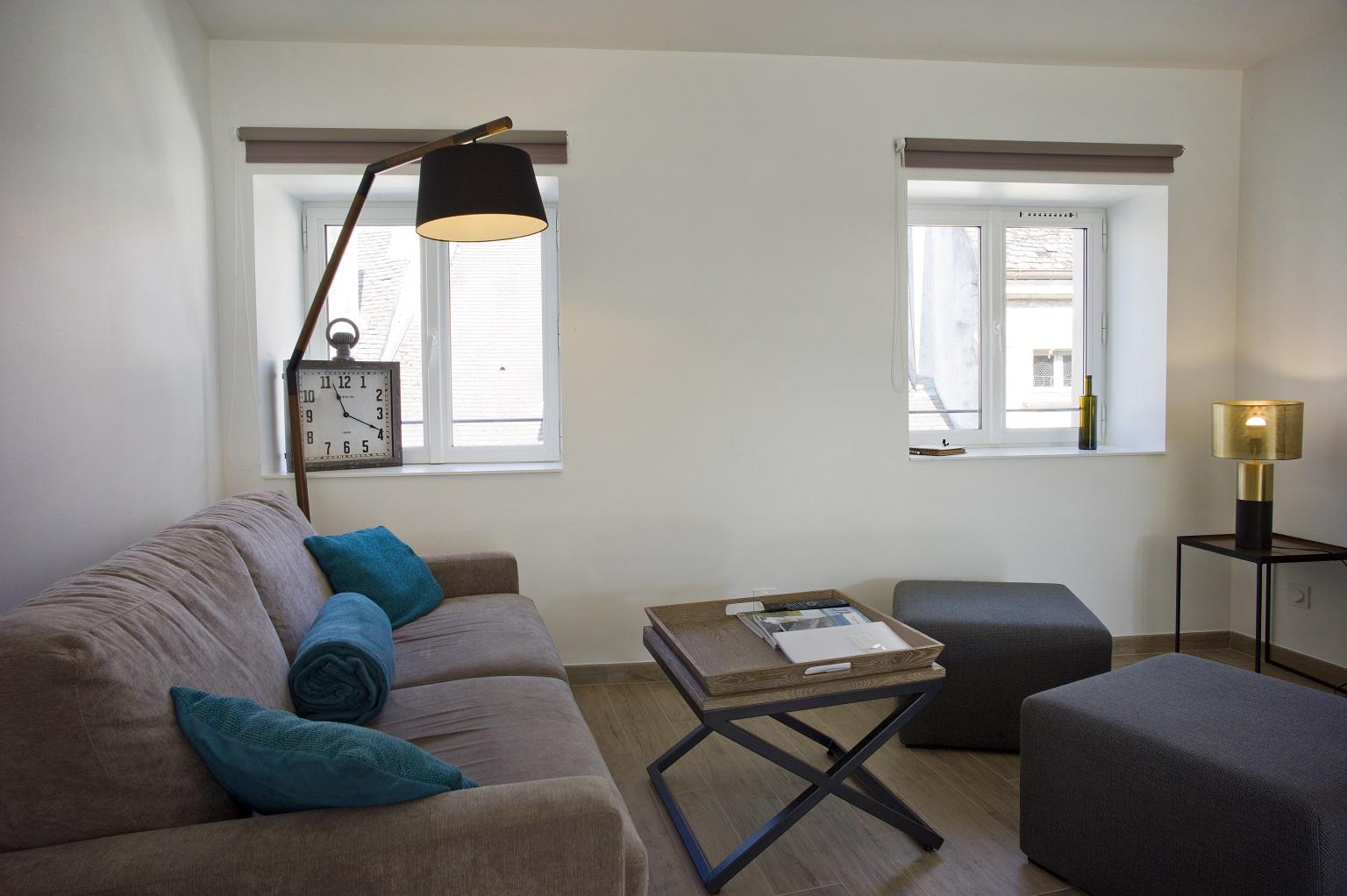 La Terrasse des Climats - Le Duplex - Le Salon