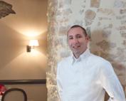 Restaurant le Carmin, Christophe Quéant