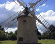 Moulin de Montceau Echarnant - face