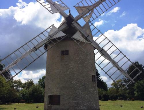 Le Moulin de Montceau-Écharnant